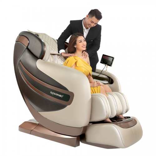 Ghế Massage Kingsport Luxury G4 New