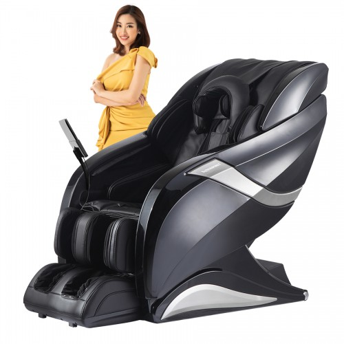 Ghế Massage Kingsport G20 New - Black Color