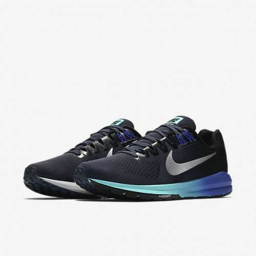 Giày Nike Air Zoom Structure 21 -904701-401-Nữ
